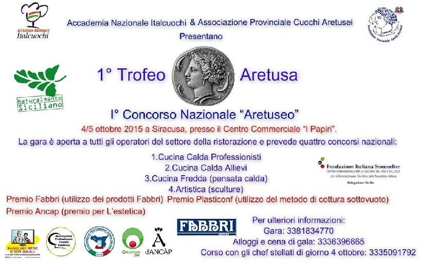 1° Trofeo Aretusa: la melanzana Olivia protagonista.