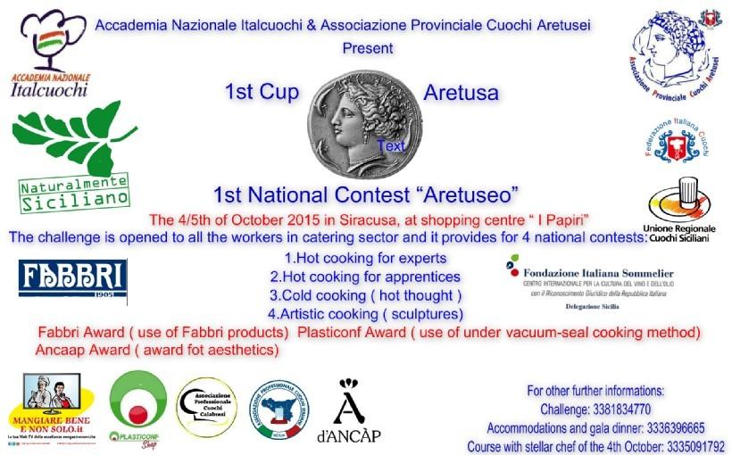 1st Trofeo Aretusa: the aubergine Olivia as protagonist.